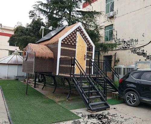 移动房屋建造